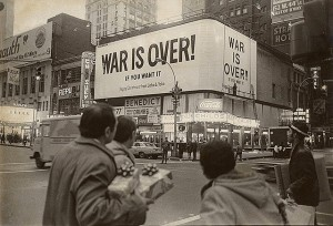 war-is-over
